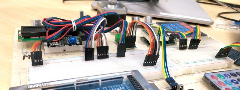 Лабораторные работы с Arduino